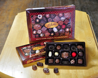 Asher's Chocolates Upper Darby Polites Florist, Springfield Polites Florist