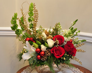 Beautiful Winter Upper Darby Polites Florist, Springfield Polites Florist