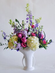 Beauty and Grace Upper Darby Polites Florist, Springfield Polites Florist