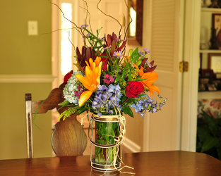 Country Chic Upper Darby Polites Florist, Springfield Polites Florist