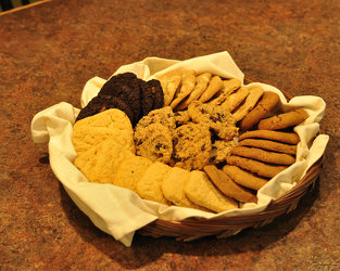 Cookie Tray Upper Darby Polites Florist, Springfield Polites Florist