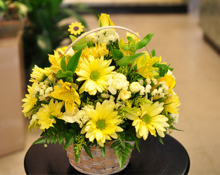 Sunny Wishes Upper Darby Polites Florist, Springfield Polites Florist